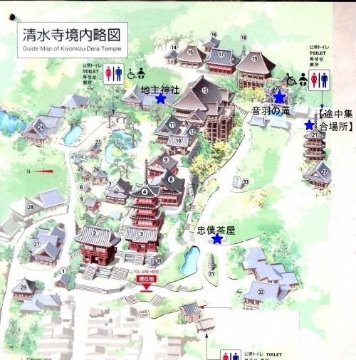 kiyomizu map 1